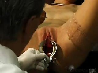 Sounding And Fisting On Gyno Chair