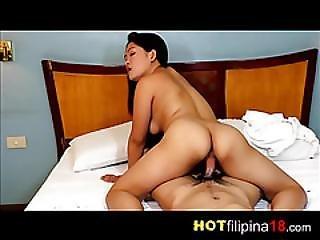 Filipina Babe Likes Having Sex