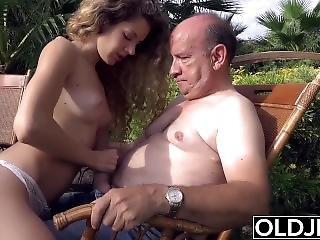 Blondynka, Twarz, Ruchanie, Hardcore, Stara, Starszy Mężczyzna, Gwiazda Porno, Cipka, Nastolatki, Młoda
