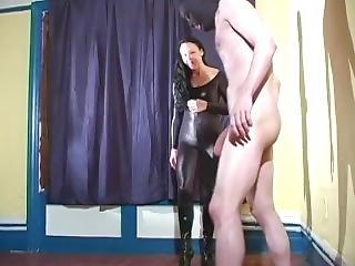 Mistress Trish Destroys Slave