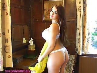 amatør, stort bryst, britisk, brunette, optagelsesprøve, onani, milf, pornostjerne, alene, stripper