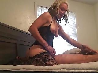 Treating My Slave Like A Bitch