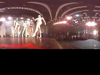 Korean Catwalk Giantess Vr