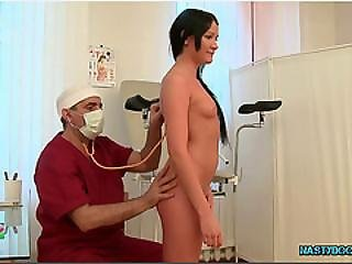 Petite Russian Brunette Blows