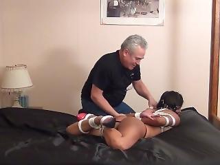 Drea Sexy Bed Tied 1