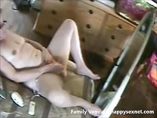 Great Mom Masturbation. Hidden Cam