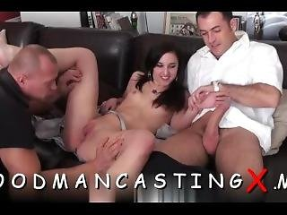 Going Hardcore Anal At A Casting