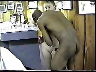 Classic Homemade Interracial Cuckold With Sexy Blonde