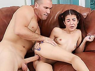 Horny Hot Chick Sally Squirt Loves Cock For Hungry Pussy