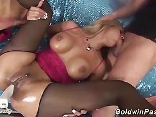 Busty Stepmom Needs Deep Fisting