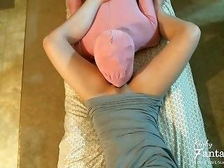 Wife Makes Hubby Lick Pussy