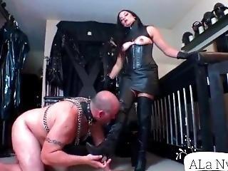 Ala Nylons L Mistress And Slave L - Super Xxx
