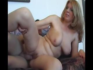 Naughty Hotties.net   Older Woman Sucks And Fucks Younger Guy