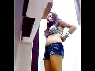 Changing Room Hidden Cam Voyeur Undressing 4