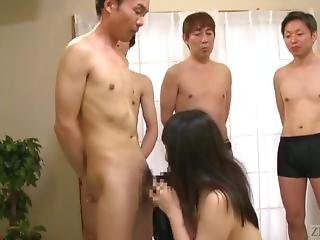 asiat, blowjob, klovn, sjov, japansk