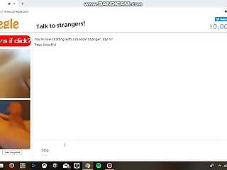 Skinny Twink Gets Lucky On Omegle (any Add Me)