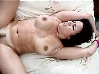 Brunette Whore Fucks From Behind