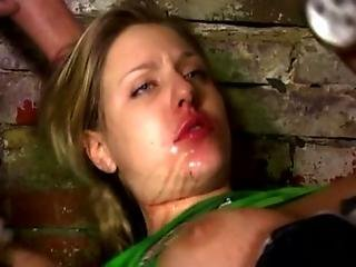 German Milf Deepthroat