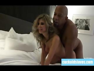 Shane Diesel Violates White Wifes Raw Pussy