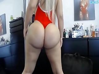 Lissa Aires Huge Massive Ass Shake