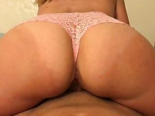 Megan Wright Pawg Panties Get Deep Creampie