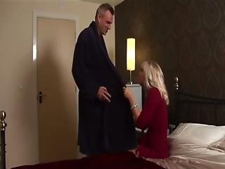 Euro Femdoms Taunt Horny Victim