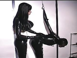 Heavy Rubber Bondage