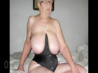 Huge Granny Tits Jerk Off Challenge To The Beat 2
