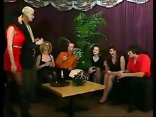 Dagmars Privat Orgy
