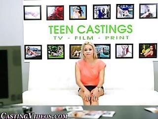 Teen Casting Interview