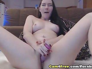 Kiarie Marie Fucking And Sucking Toys