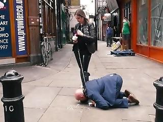 Public Doggy Humiliation
