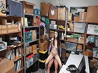 Anastasia Rose Rides Like A Cow Girl On Top