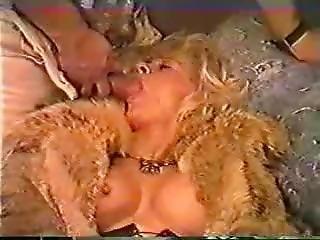 Vanessa In Fur Coat