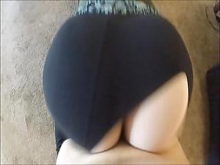 Wtf He Ripped My Yoga Pants And Dumped His Cum Inside Me