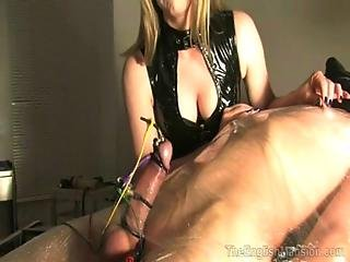 Electro cbt femdom please The