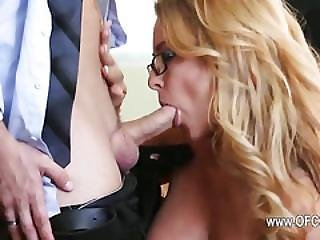 Perfect Office Bang With Beautiful Secretary