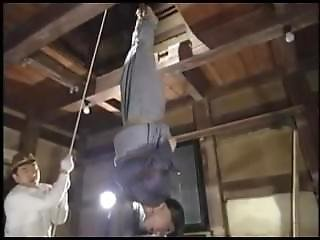 Japanese Girl Bound And Dunked