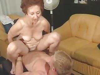 This Granny Fucks Me Better Than My Young Girlfriends
