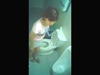 Korean Spy Toilet Voyeur
