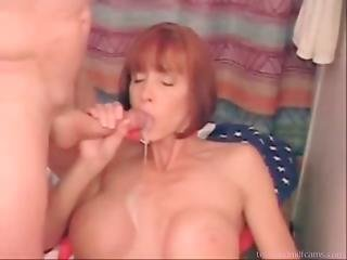 Cum In Mouth Compilation - Part 2
