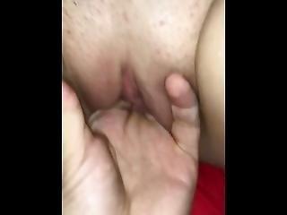 She Loves Getting Finger Banged