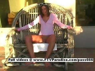 Shirley Funny Amazing Teenage Babe Fingering