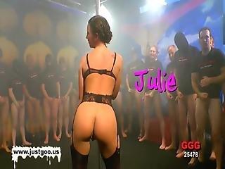 Julie The Dirtiest Anal Slut