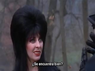 Las Colinas Encantadas De Elvira Elvira S Haunted Hills Vos Espanol