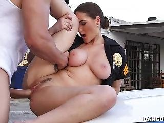 Molly Jane Officer Catching A Thief