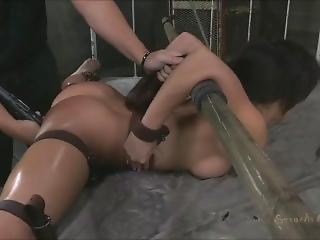 Sexy Girl Sofia Delgado Dominated