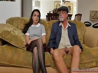 Old Men With Teen Anal Xxx Riding The Old Wood!