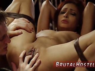 Brutal Fuck Hd And Bondage Jerk Poor Tiny Jade Jantzen, She Just Desired To Have A Joy