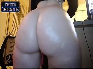 19 Years Old Whooty Oiled Pawg Deliciousness